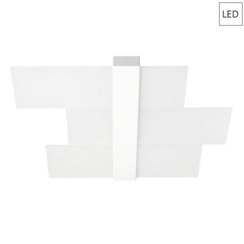 Wall/Ceiling Lamp 508X620 36W 3000K LED white