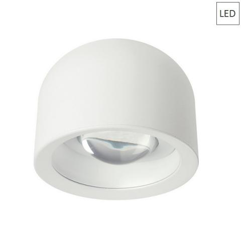 Плафон LED 11W Phase-cut бял
