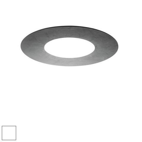 Плафон 75cm бял