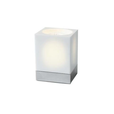 Настолна лампа GU10 бяла