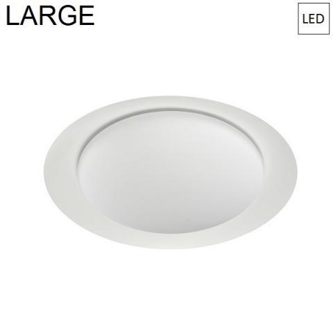 Ceiling Lamp Ø471mm LED 22W 3000K White