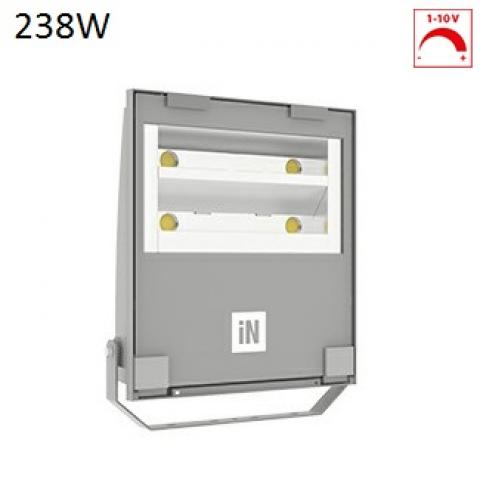 Floodlight GUELL 2.5 A40/W LED 238W dimmable