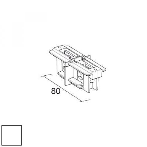 Mechanical joint for DKM/LKM tracks - white