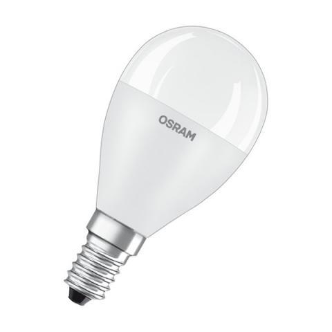 LED Lamp 8W 2700K E14