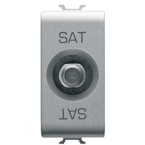 TV-SAT розетка преходна 5dB