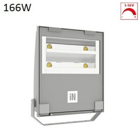 Floodlight GUELL 2.5 A40/W LED 166W dimmable