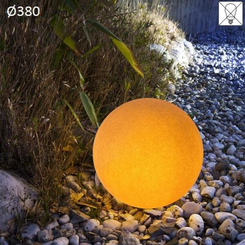 Floor lamp Ø380 E27 max 46W amber