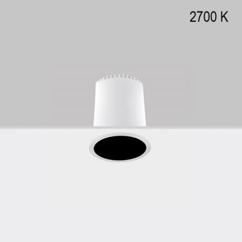 Фиксирана луна Perfetto-in 70 LED 6W/9W/12W 2700K 38° IP43