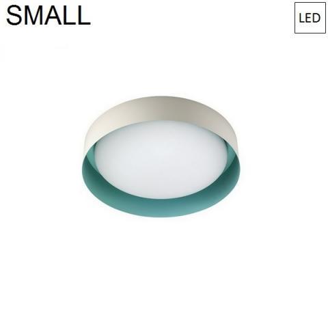 Ceiling Lamp Ø262mm LED 12W 3000K Sable/Tiffany